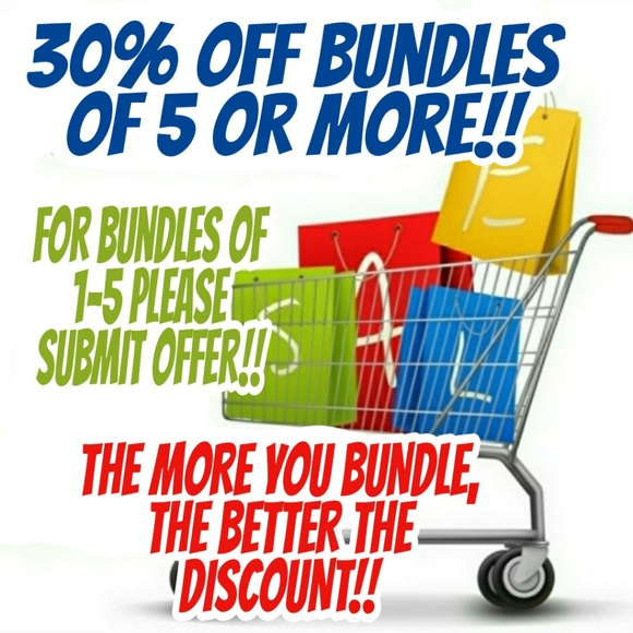 The more u bundle the better the discount